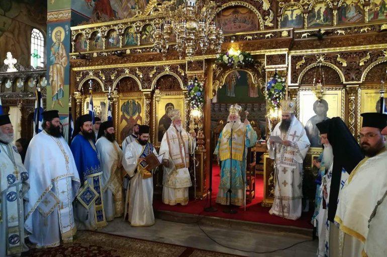 Με λαμπρότητα εορτάσθηκαν τα «Ελευθέρια» του Κιλκίς (ΦΩΤΟ)