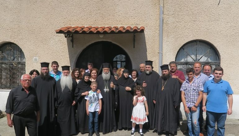 Η μνήμη του Αγ. Νικηφόρου του Ομολογητού στην Ι. Μ. Φθιώτιδος (ΦΩΤΟ)
