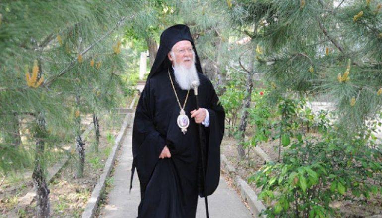"""""""Ο Πατριάρχης του Γένους αποτελεί μεγάλη ευλογία για την Εκκλησία"""""""