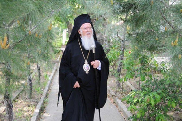 «Ο Πατριάρχης του Γένους αποτελεί μεγάλη ευλογία για την Εκκλησία»