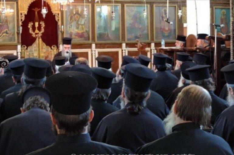 Η διαδικασία μισθολογικής αναδιαβαθμίσεως των κληρικών