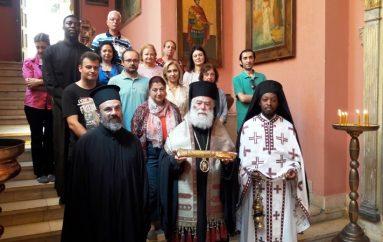 Η εορτή του Αγ. Κυρίλλου του Λουκάρεως στο Πατριαρχείο Αλεξανδρείας (ΦΩΤΟ)