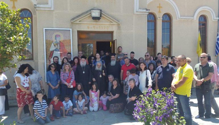 Η Μητρόπολη Εδέσσης επισκέφθηκε τα Γρεβενά (ΦΩΤΟ)