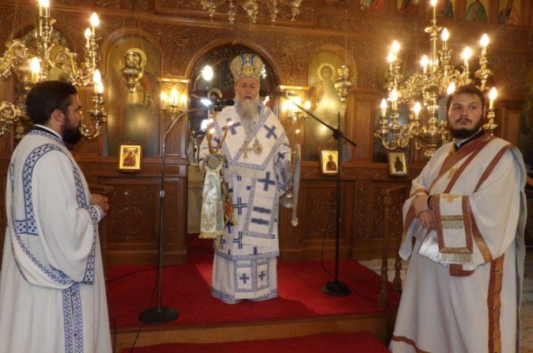 Τεσσαρακονθήμερο Μνημόσυνο του π. Ιωάννου Δρόσου (ΦΩΤΟ)