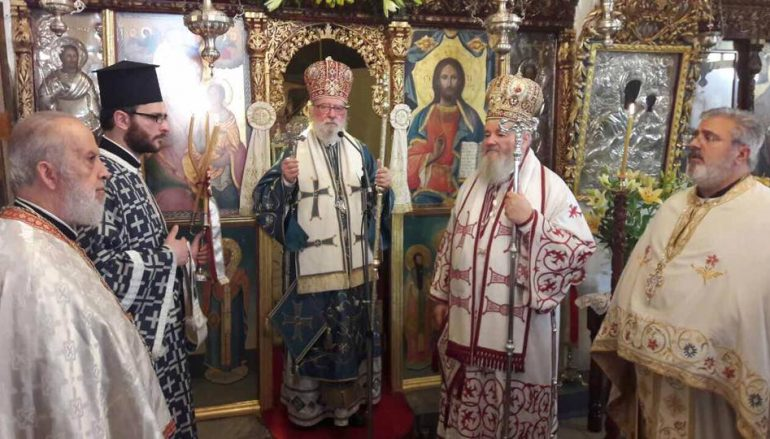 Η εορτή των Αγίων Αναργύρων στην Ι. Μ. Κυδωνίας (ΦΩΤΟ)