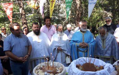 Λαμπρός Εορτασμός τής Αγίας Μαγδαληνής και Μαρκέλης στην Σέτα (ΦΩΤΟ)