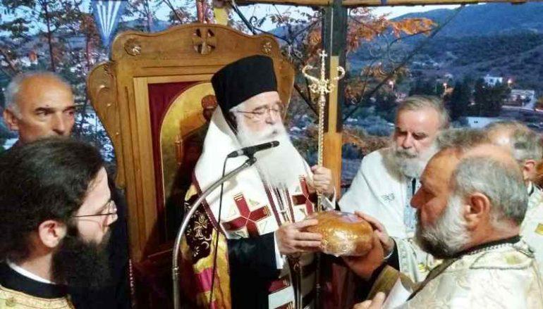 Εορτάστηκε μεγαλοπρεπώς η εορτή του Προφήτου Ηλία στις Αλυκές (ΦΩΤΟ)