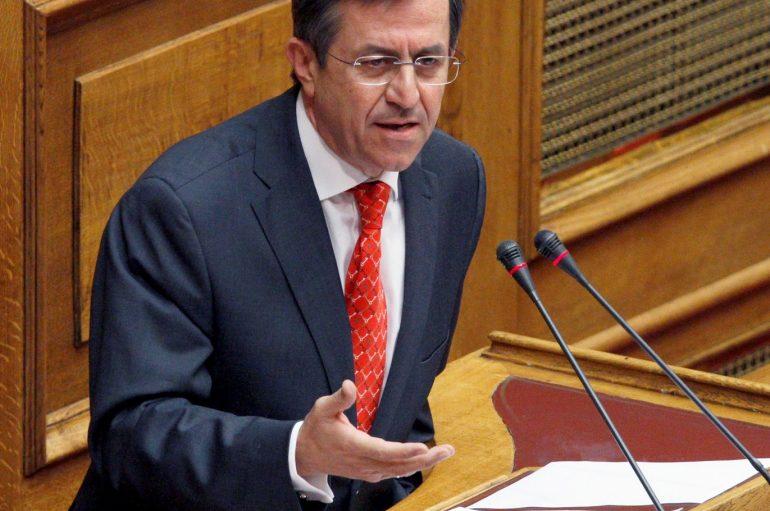 Ερώτηση στη Βουλή του Ν. Νικολόπουλου για τα Θρησκευτικά