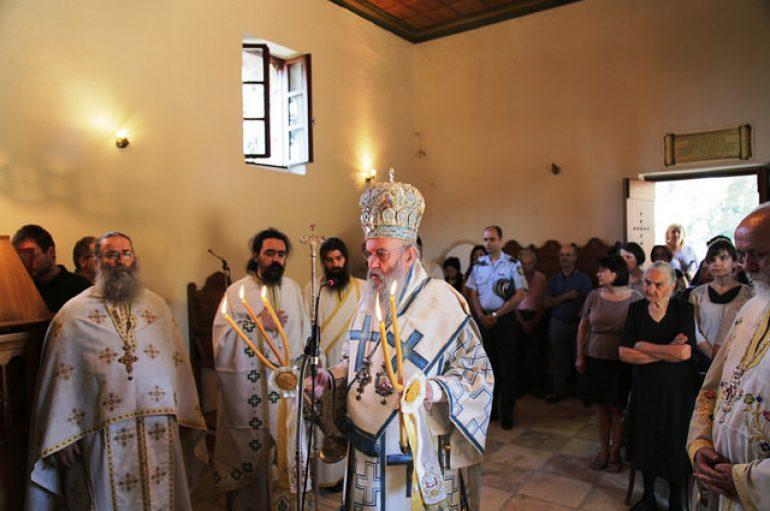 Η εορτή του Προφήτη Ηλία στην Ι. Μ. Ναυπάκτου (ΦΩΤΟ)