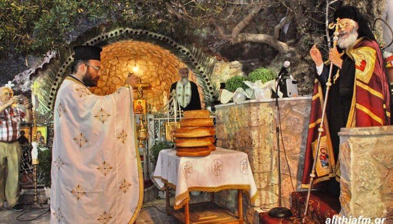 Πανηγύρισε η Ιερά Μονή Αγίου Παντελεήμονος Καλύμνου (ΦΩΤΟ – ΒΙΝΤΕΟ)