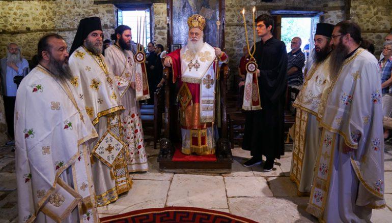 Η εορτή του Αγίου Μεγαλομάρτυρος Προκοπίου στην Ι. Μ. Βεροίας (ΦΩΤΟ)