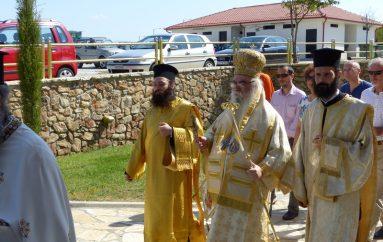 Τον Άγ. Δημήτριο τον εκ Σαμαρίνης εόρτασε η Μητρόπολη Καστορίας