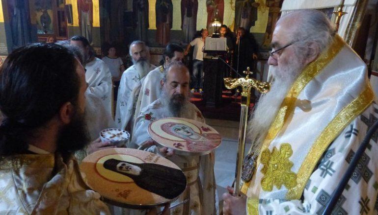 Αγρυπνία του Αγίου Παϊσίου του Αγιορείτου στην Ι. Μ. Καστορίας (ΦΩΤΟ)