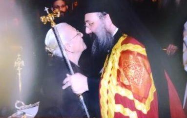 Ο Επίσκοπος Κερνίτσης για την Εκδημία της Μακαριστής Πρεσβυτέρας Κατίνας Σκλήφα