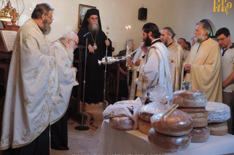 Πανηγυρικός Εσπερινός του Προφήτη Ηλία στην Ι. Μητρόπολη Άρτης (ΦΩΤΟ)