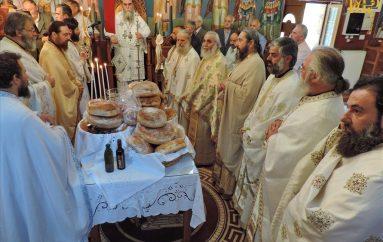 Πανήγυρις Αγίου Παρθενίου Επισκόπου Ραδοβισδίου στην Μητρόπολη Άρτης (ΦΩΤΟ)