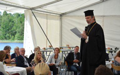 Βαρθολομαίος και Ιερώνυμος στο επίκεντρο συνεδρίου στη Σουηδία (ΦΩΤΟ)