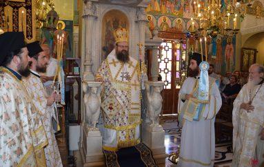 Πανηγύρισε ο Ιερός Ναός Αγίας Παρασκευής Μεγάρων (ΦΩΤΟ)