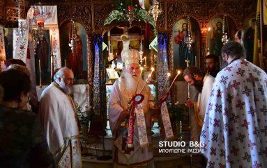 Η εορτή του Αγίου Παντελεήμονος στην Ι. Μ. Αργολίδος (ΦΩΤΟ)