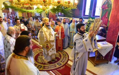 Η Εορτή του Αγίου Παντελεήμονος στην Ι. Μητρόπολη Λαγκαδά (ΦΩΤΟ)