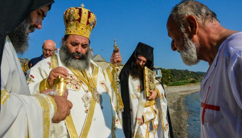 Ολοκληρώθηκε η επίσκεψη του Μητροπολίτη Λαγκαδά στο Άγιον Όρος