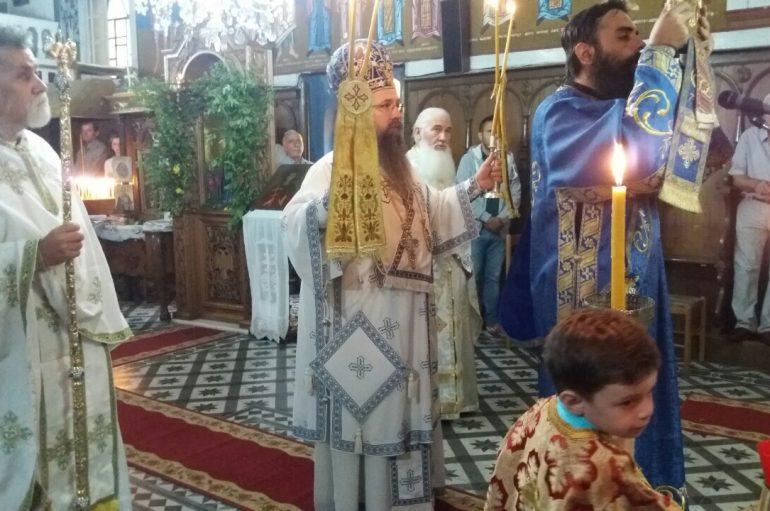 Ο εορτασμός της Αγίας Μαρίνας στον Πόρο Λευκάδος (ΦΩΤΟ)