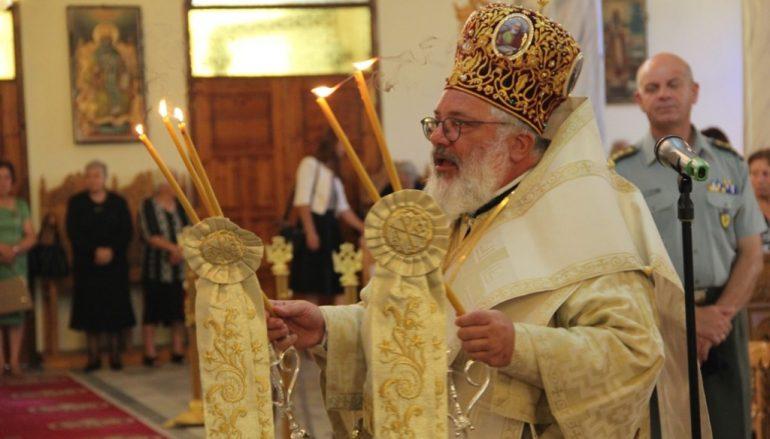Κυριακή των Πατέρων της Δ΄ Οικουμενικής Συνόδου στην Ι. Μ. Διδυμοτείχου
