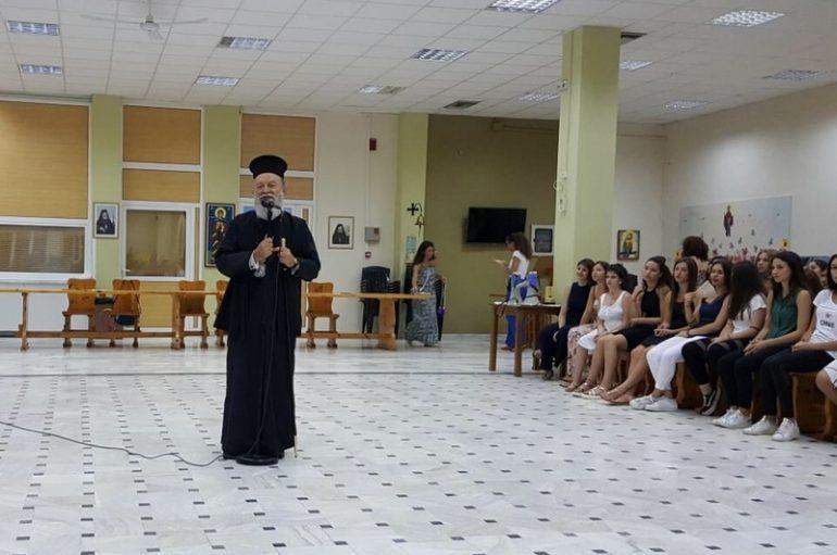 Περιοδεία του Μητροπολίτη Χαλκίδος στη Βόρεια Εύβοια (ΦΩΤΟ)
