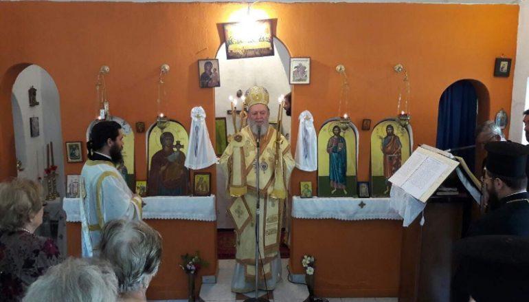 Η εορτή των Αγ. Κηρύκου και Ιουλίτης στην Ι. Μ. Χαλκίδος (ΦΩΤΟ)