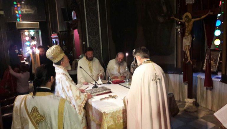 Η εορτή των Αγίων 630 θεοφόρων Πατέρων στην Ι. Μ. Χαλκίδος (ΦΩΤΟ)