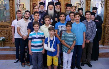 Αρχιερατική Θεία Λειτουργία στην Καστανιά Βεροίας (ΦΩΤΟ)