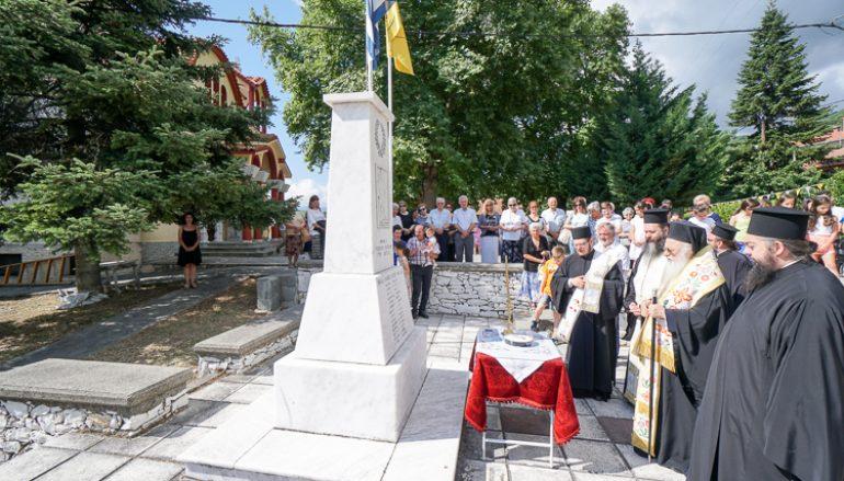 Η εορτή του Αγίου Αθανασίου του Αθωνίτου στη Μικρή Σάντα Βεροίας (ΦΩΤΟ)