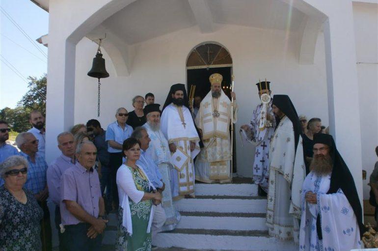 Αρχιερατική Θ. Λειτουργία στον Ι. Ναό Αγίου Νικολάου Βλασίου (ΦΩΤΟ)
