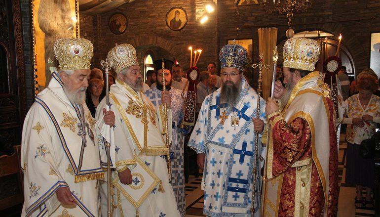 Εορτασμός του Οσίου Σεραφείμ του Σαρώφ στο Τρίκορφο Φωκίδος (ΦΩΤΟ)