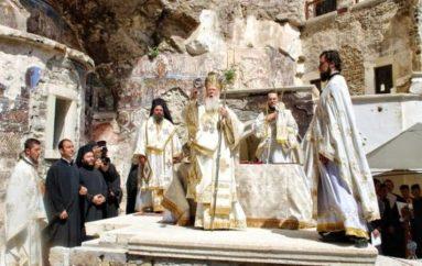 Δεν θα τελεσθεί Πατριαρχική Θ. Λειτουργία φέτος στην Παναγία Σουμελά