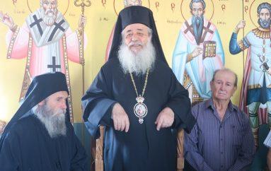 Ο εορτασμός τουΑγίου Νικοδήμου του Αγιορείτου στη Δίβρη (ΦΩΤΟ)