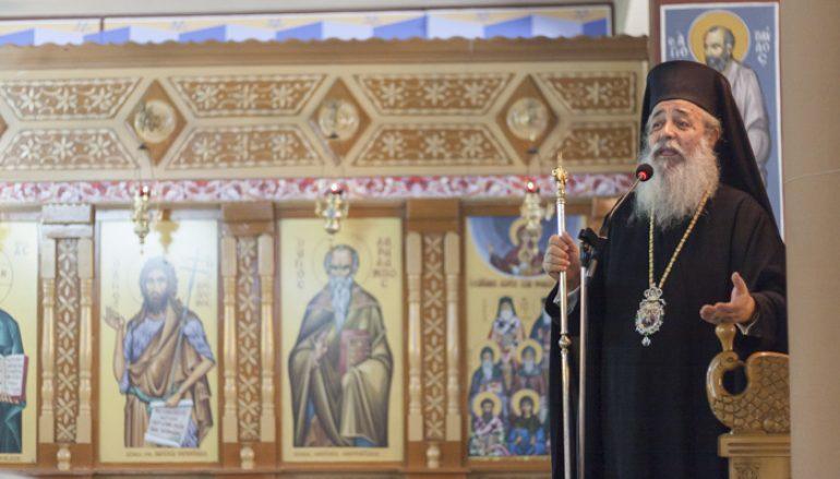 """Φθιώτιδος: """"Με συνεργασία και διαφάνεια ο Ναός θα ολοκληρωθεί σύντομα"""""""