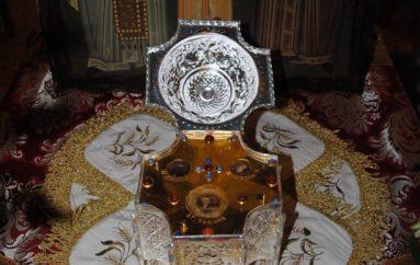 Λείψανα των Αγ. Ραφαήλ, Νικολάου και Ειρήνης υποδέχτηκε η Πατρίδα Βέροιας (ΦΩΤΟ)