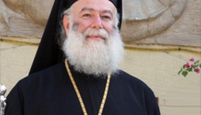 Μνημόσυνα των προκατόχων του τέλεσε ο Πατριάρχης Αλεξανδρείας