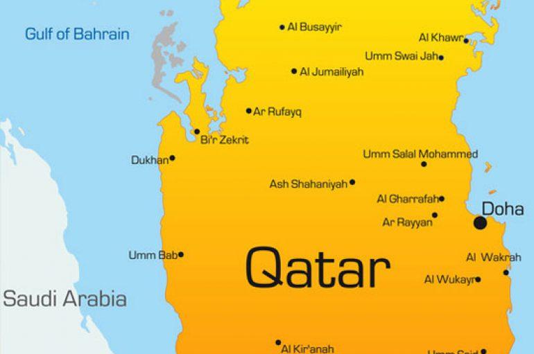 Κατάρ, Γεωστρατηγική και Εκκλησία-του Γ.Ν. Παπαθανασόπουλου