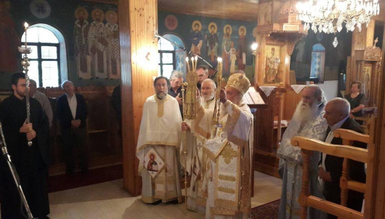 Η εορτή της Οσίας Ειρήνης της Χρυσοβαλάντου στην Ι. Μ. Γρεβενών (ΦΩΤΟ)