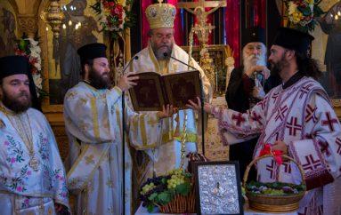 Η Δεσποτική εορτή της Μεταμορφώσεως στο Ελληνικό Αττικής (ΦΩΤΟ)
