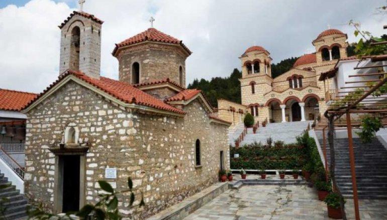 Η Ιερά Μονή Μαλεβής θα εορτάσει την Κοίμηση της Υπεραγίας Θεοτόκου