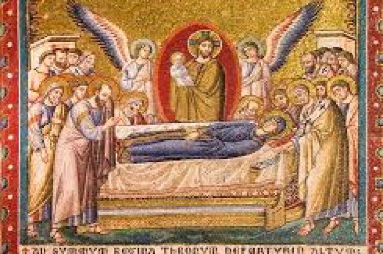 """""""Η χαρά της Θεοτόκου!"""" του Καθηγουμένου της Ι. Μονής Εσφιγμένου"""