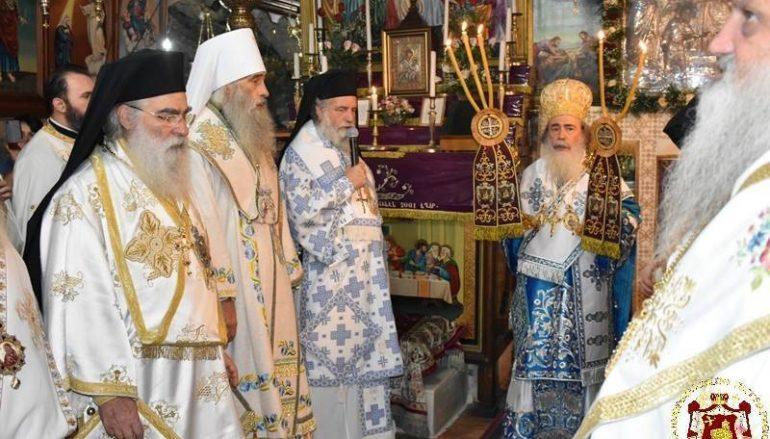 Η εορτή της Κοιμήσεως της Θεοτόκου στη Γεθσημανή (ΦΩΤΟ – ΒΙΝΤΕΟ)