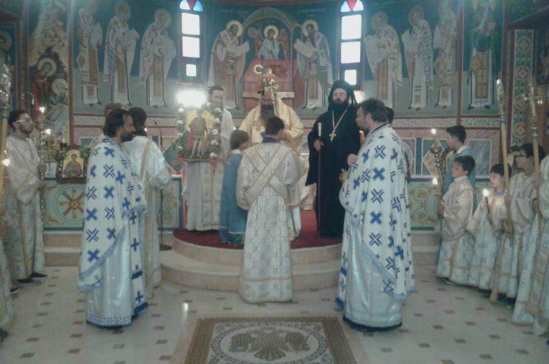 Η εορτή του Αγίου Φανουρίου στην Κατερίνη (ΦΩΤΟ)