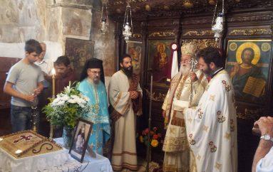 Μνημόσυνο του μακαριστού Πατριάρχη Ιεροσολύμων Γερασίμου στην Κυνουρία