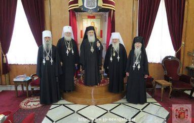 Η Ρωσική Εκκλησία της Διασποράς στο Πατριαρχείο Ιεροσολύμων (ΦΩΤΟ)