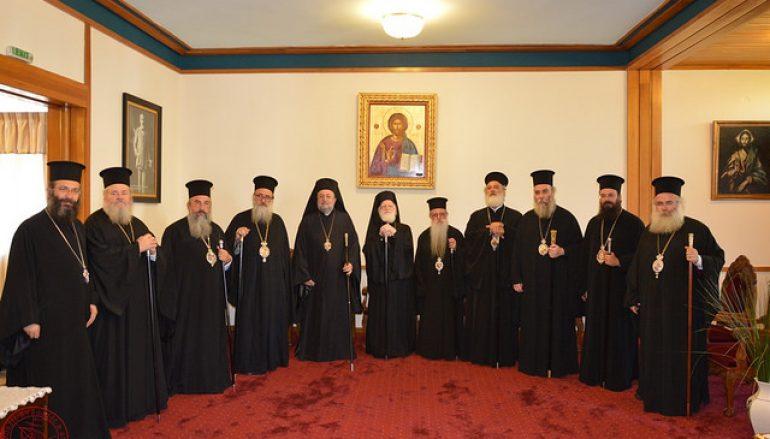 Η Εκκλησία της Κρήτης τίμησε τον Πρωθιεράρχη της (ΦΩΤΟ – ΒΙΝΤΕΟ)
