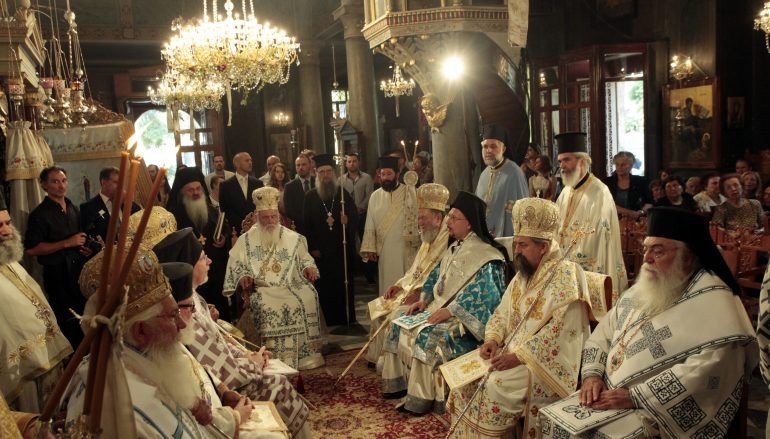 Αρχιεπίσκοπος Ιερώνυμος: «Όραμά μας η σχέση Εκκλησίας – Έθνους» (ΦΩΤΟ)